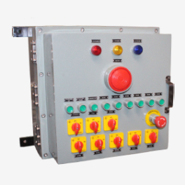 Flameproof-Control-Panel